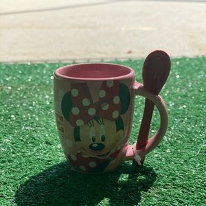 Nespresso disney Minnie mouse cup